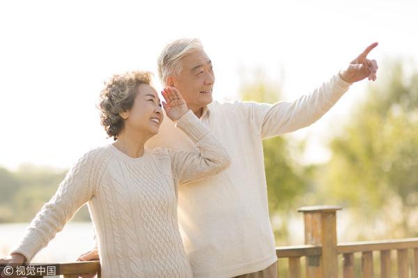 銀髮,高齡,銀髮族,長輩,老年人,老人,健康,醫療,照顧,長照 。(圖/視覺中國)