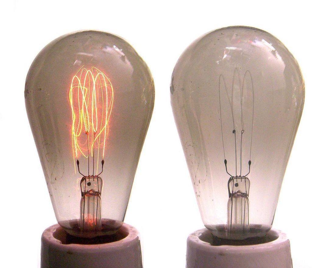 ▲▼愛迪生與燈泡(圖/翻攝自Wikipedia)