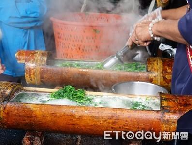 花蓮體驗特殊捕魚法、用石頭煮魚湯