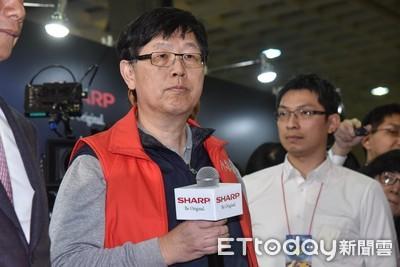 郭台銘接班人3選1 路透:鴻海準備提名劉揚偉