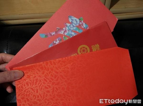 ▲▼紅包、紅包袋、過年、春節(圖/記者李孟璇攝)