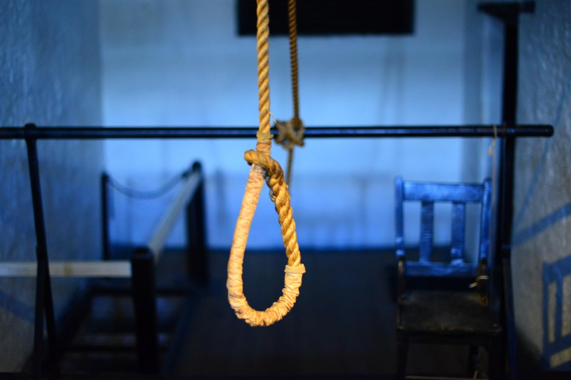 ▲▼自殺,死亡,上吊,繩索,繩子,繩圈(圖/取自免費圖庫Pixacey)