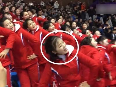 北韓啦啦隊「就你跳錯步」!平昌冬奧後還看得到明天的太陽嗎..