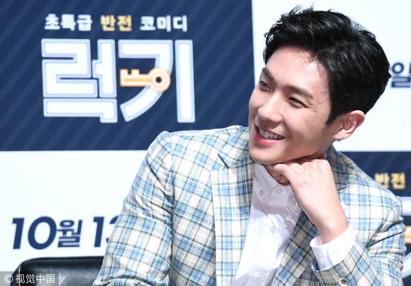 ▲李準出身偶像團體MBLAQ,近年來轉型演員。(圖/CFP)