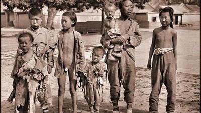 二戰日軍強逼慰安婦「扮四腳牛」 手軟一摔被利刃穿身