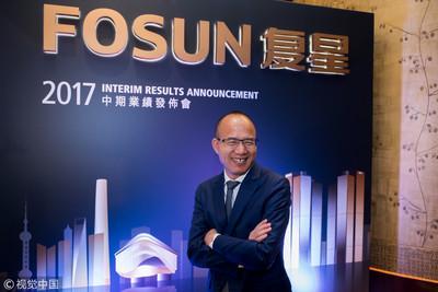 用3.8萬創業今成身價520億上海首富 他靠復星成功翻身
