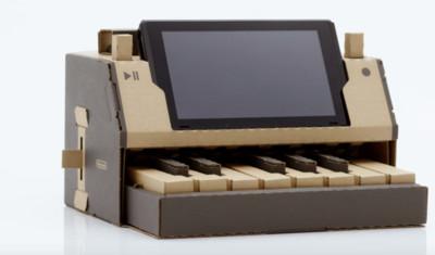 任天堂賣紙箱瘋了嗎?解析《Labo》上市三理由:紙比機器更有溫度