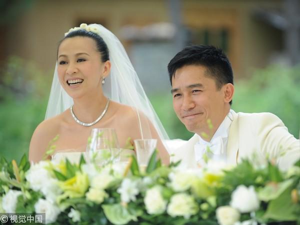 ▲▼梁朝偉和劉嘉玲當年在不丹的世紀婚禮,轟動兩岸娛樂圈,至今仍是佳話。(圖/CFP)