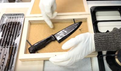 情人節/磨把「巧克力刀」在白色情人節告白 我沒激動但你先收下好嗎