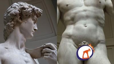 為何大衛雕像是包莖男? 古希臘人「割皮露頭」會被笑缺德傻屌!