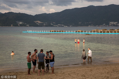 普吉海域2船相撞 9陸客已回杭州