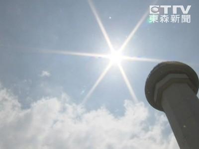加強防曬!午後紫外線飆升 西半部高溫上看32度