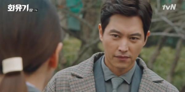▲姜大成是目前最有可能成為惡鬼的角色。(圖/翻攝自tvN)