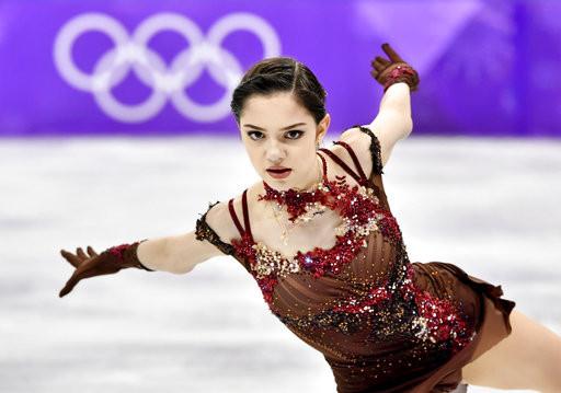 ▲梅德韋傑娃(Evgenia Medvedeva)。(圖/達志影像/美聯社)