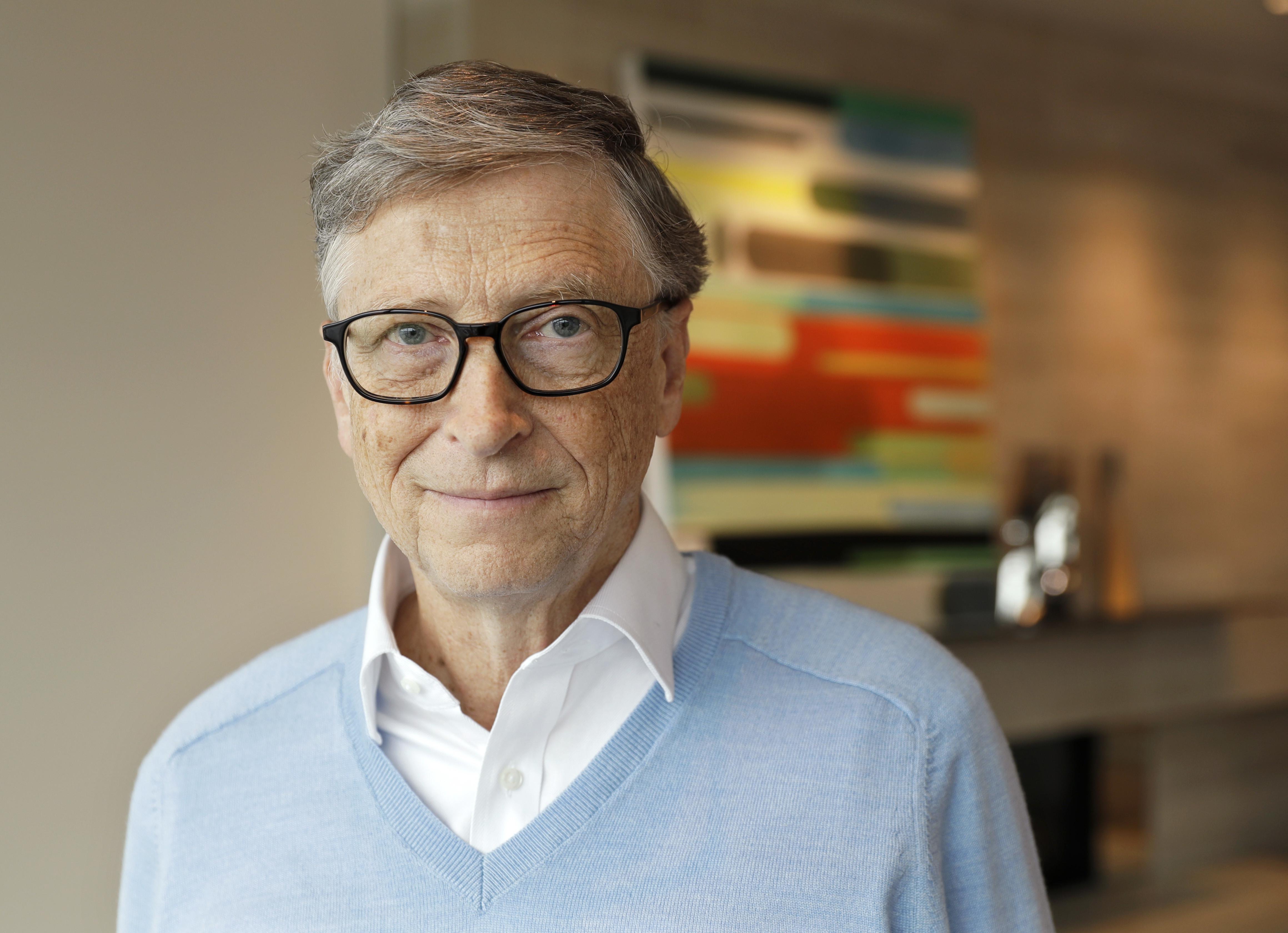 ▲▼ 微軟創辦人比爾蓋茲(Bill Gates)。(圖/達志影像/美聯社)