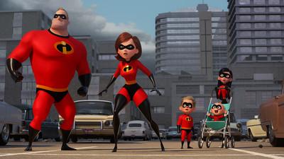 《超人特攻隊2》媽咪出門去 小傑超能力全開:根本奶爸受難記