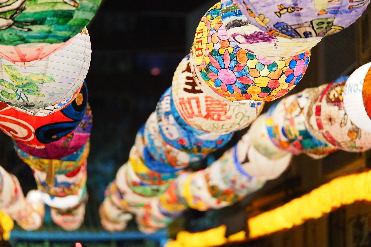 ▲▼元宵節,上元節,燈會,燈籠,花燈,傳統節慶(圖/翻攝自Wikipedia)