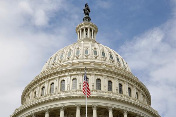 ▲美國國會大廈(United States Capitol),美國國會山莊,美國國會。(圖/路透社)