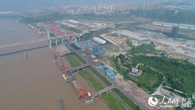 重慶果園港明年望成全自動化碼頭