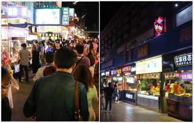 激推台灣夜市遭酸10年前農村市集
