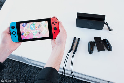 研調:Nintendo Switch明年將超越SONY PS4