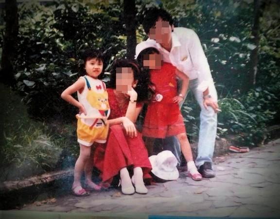 ▲▼陳竹音和姐姐,從小就感情要好。(圖/《鏡週刊》)