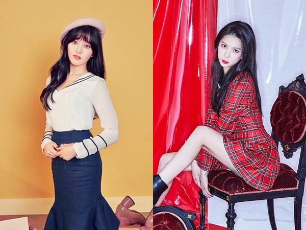 ▲《Produce 48》流出參賽名單!(圖/翻攝自AOA、CLC臉書)