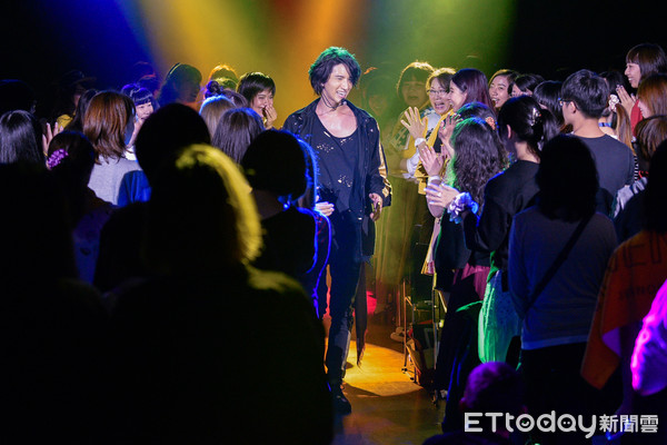 ▲▼田口淳之介 台北演唱會LIVE TOUR 2018『DIMENSIONS』in TAIPEI。(圖/記者張一中攝)
