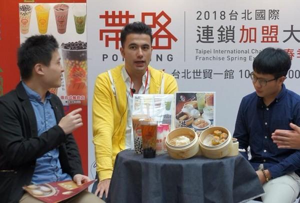 ▲黃志瑋投資港點拓展6家店,年營業破億。(圖/翻攝黃志瑋臉書)