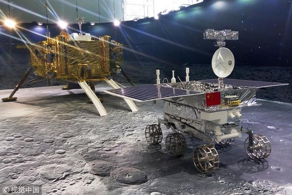 嫦娥四号中继星5月提前升空 建立「地球-月球」通信