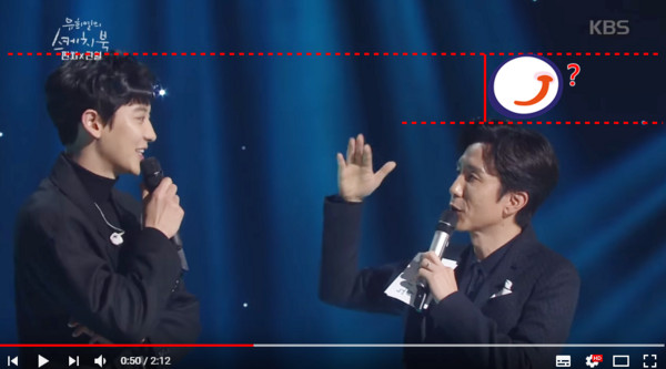 ▲▼燦烈謎之身高。(圖/翻攝自燦烈IG、YouTube/KBS Kpop)