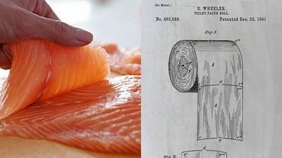 古人都拿這些東西當衛生紙?15世紀英國皇室愛用鮭魚肉擦屁屁