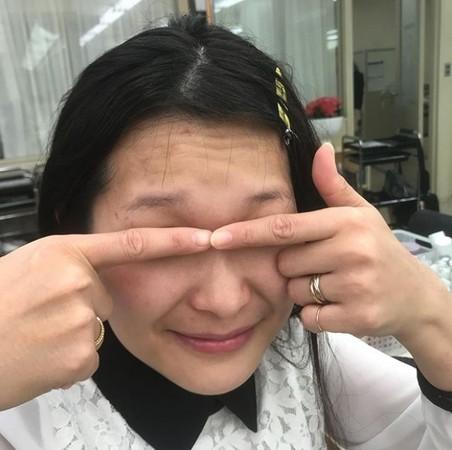 ▲▼東野幸治曝辣妹曾根素顏照。(圖/翻攝自東野幸治Instagram)