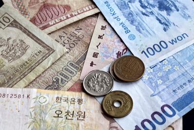韓元匯價創7年多以來新低 換5萬多一張樂天世界門票