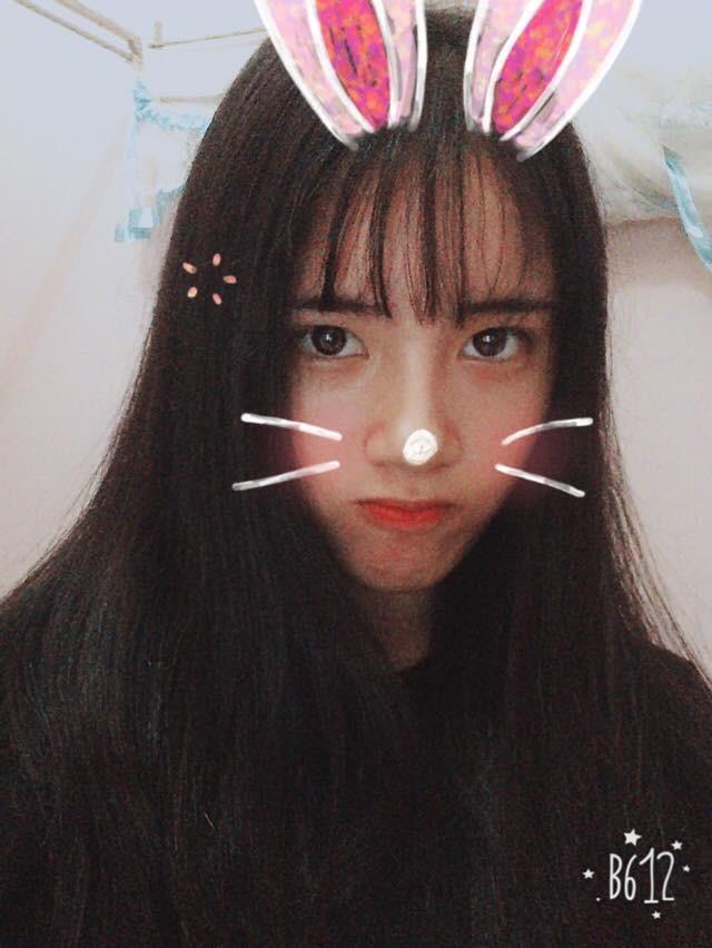 越南17歲豆腐妹陳青草。(圖/翻攝Trần Thanh Thảo臉書)