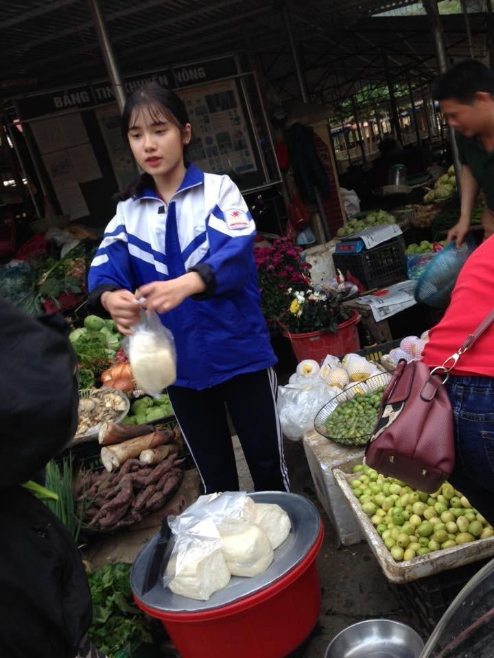 越南17歲豆腐妹陳青草。(圖/翻攝us.24h.com.vn)