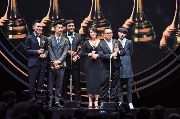 蘇打綠在2016年的金曲獎頒獎典禮結束後,由經紀人宣布休團3年。(圖/《鏡週刊》)