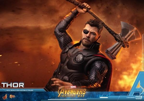 《复仇者3》又被泄密!索尔「雷神之锤2.0」超狂2用途