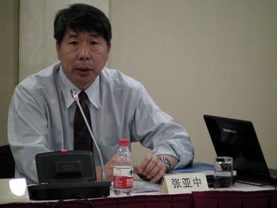 直播/台大教授張亞中 宣布參選2020總統