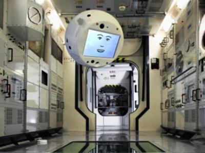 新型AI助手「漂浮大頭」將上太空 不只輔助還要懂人情世故
