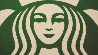 星巴克Logo有秘密 修改幾個像素「妖氣變人性」