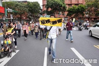 環團抗議重啟核電 台電:核二將如期除役