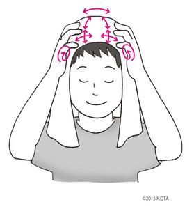 正確按摩頭皮5步驟 一天兩次能快速生髮、舒緩肩頸緊繃