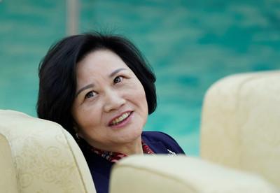 叛逃大陸40年 林毅夫之妻陳雲英秘密訪台「學術交流」