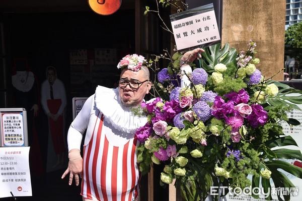 ▲▼日本諧星野性爆彈Cookie酷奇專訪。(圖/記者李毓康攝)
