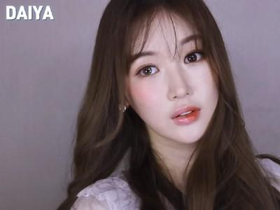 韓妝成熟日妝甜 美妝Youtuber示範四重點 妳是韓妞還是櫻花妹?