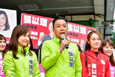 「立院王陽明」張以理初選不敵傳統政治勢力