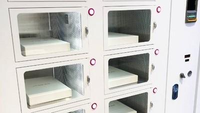 24HR營業「婚戒販賣機」 掏出2500元就能製造一場臨時驚喜