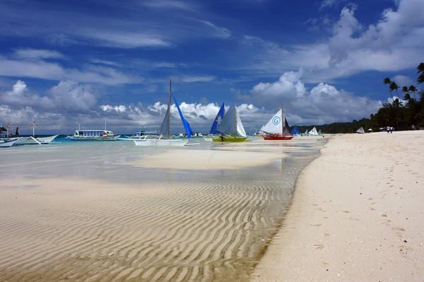 ▲▼ 菲律賓長灘島,長灘島,Boracay。(圖/達志影像/美聯社)
