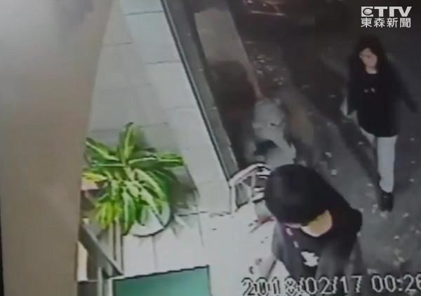 ▲▼港女來台失蹤!男友被逮坦承殺人 箱屍丟棄竹圍捷運站。(圖/東森新聞)